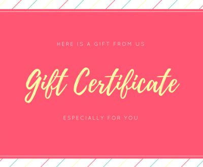 Gift Card for Digital Marketing