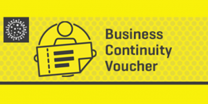 How to get a Business Continuity Voucher from Whizz.ie