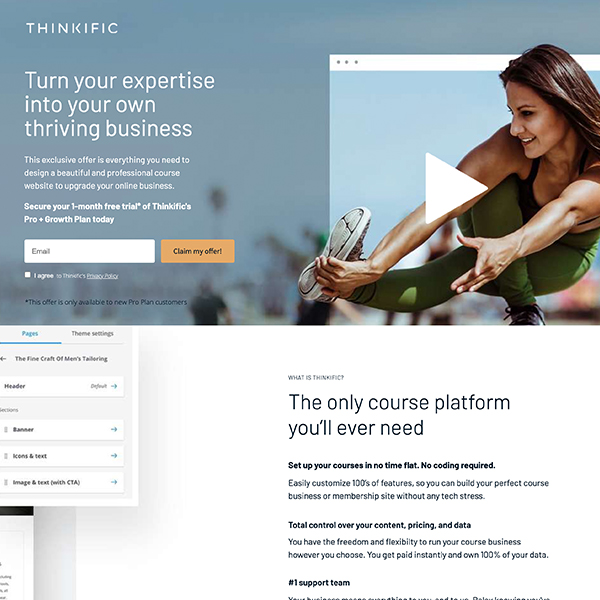 Thinkific---Best-Software-for-Selling-Courses-Online-for-Irish-Businesses