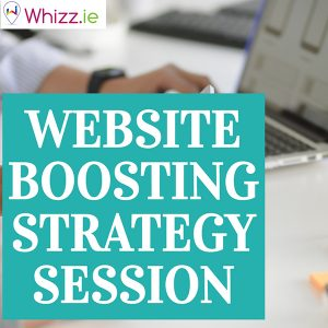 Website-Boosting-Strategy-Session by Whizz.ie