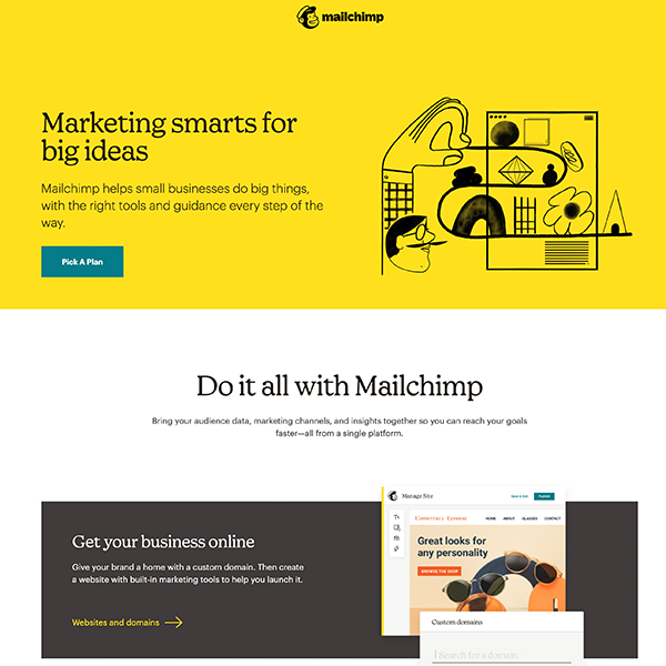 Mailchimp---Best-Email-Marketing-Tools-for-Irish-Businesses-in-2021
